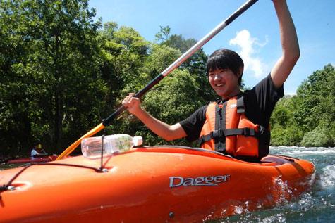 大自然を感じよう!カヌー体験の魅力