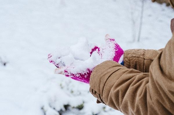 スノーシューを履いてスノーシュートレッキングを楽しもう